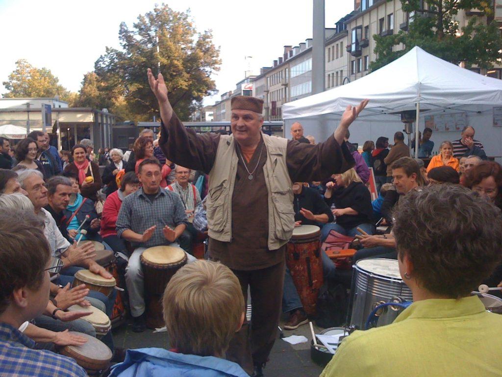 Arthur Hul Drumcircle DrumHappening